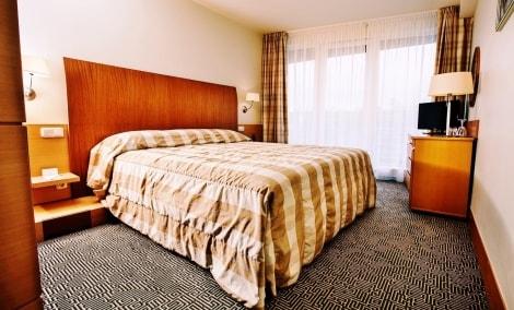poilsis-palangoje-viesbutis-vanagupe-standartiniai-apartamentai-lova-14093