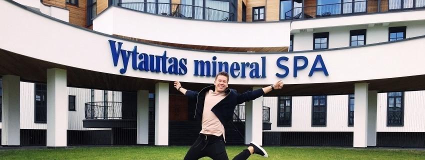 """""""Vytautas Mineral SPA"""""""