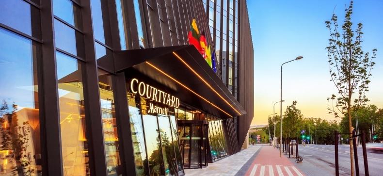 """""""Courtyard by Marriott Vilnius"""""""