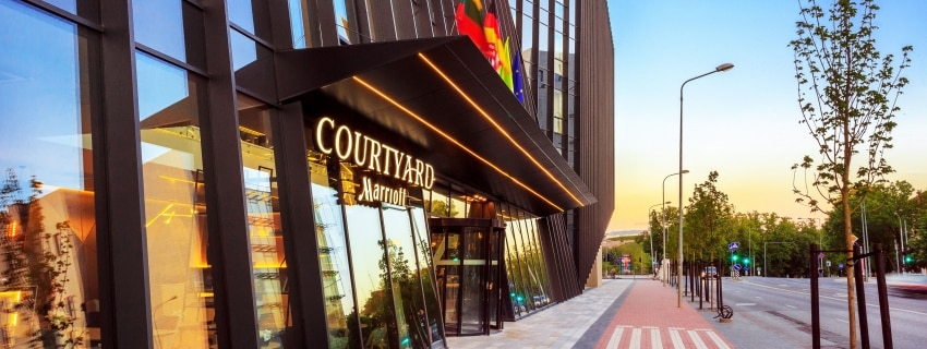"""Courtyard by Marriott Vilnius"""