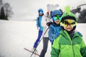 Kur slidinėti Lietuvoje