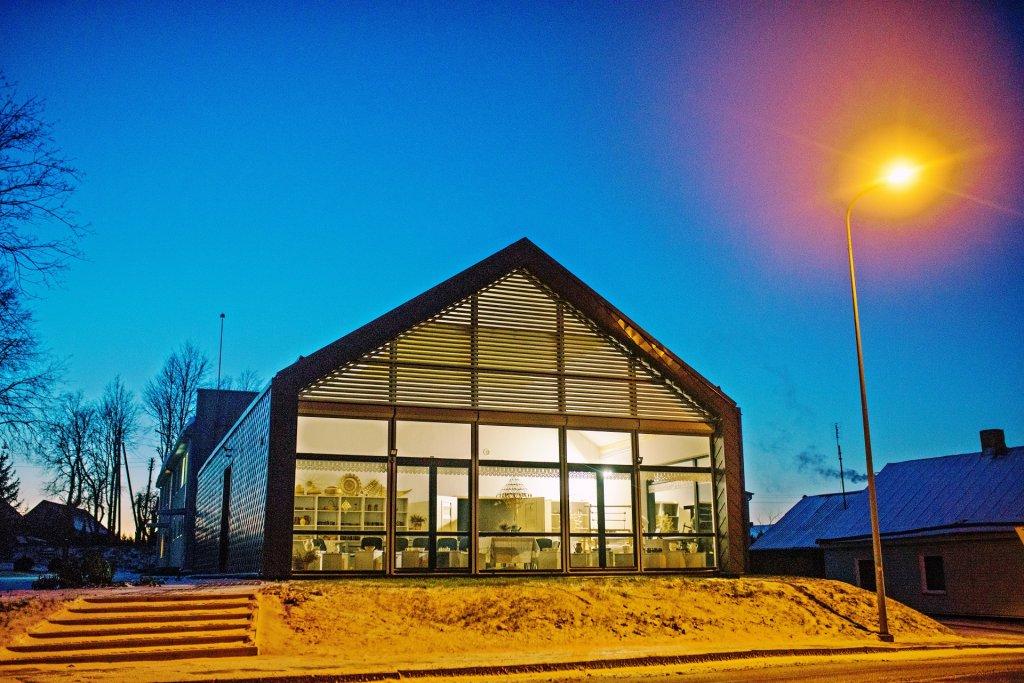 lankytinos vietos kaisiadoryse amatu centras