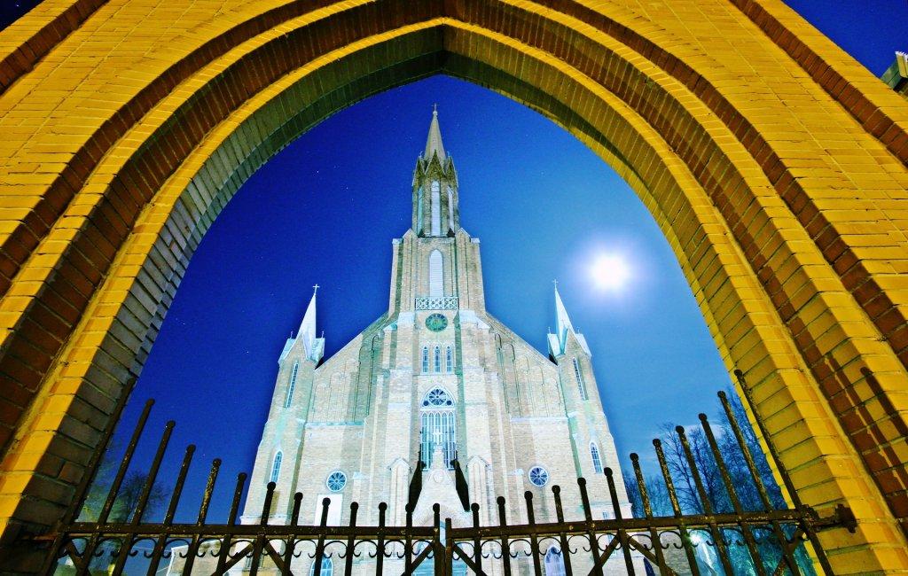 lankytinos vietos kaisiadoryse katedra