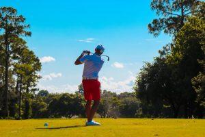 golfas župė